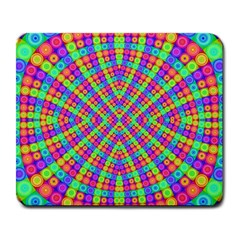 Many Circles Large Mouse Pad (rectangle) by SaraThePixelPixie