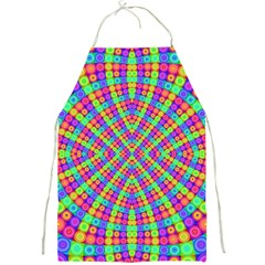 Many Circles Apron by SaraThePixelPixie