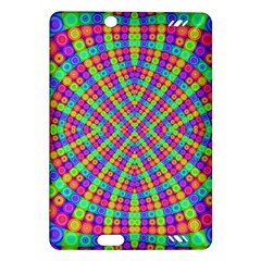 Many Circles Kindle Fire Hd 7  (2nd Gen) Hardshell Case by SaraThePixelPixie