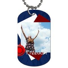 Usa By Usa   Dog Tag (two Sides)   Fv0hp4obt13m   Www Artscow Com Front