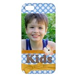 kids - Apple iPhone 5 Premium Hardshell Case