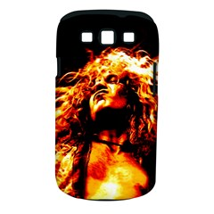 Golden God Samsung Galaxy S Iii Classic Hardshell Case (pc+silicone) by SaraThePixelPixie