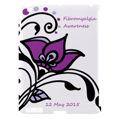 2015 Awareness Day Apple Ipad 3/4 Hardshell Case (compatible With Smart Cover) by FunWithFibro