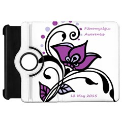 2015 Awareness Day Kindle Fire Hd 7  (1st Gen) Flip 360 Case by FunWithFibro