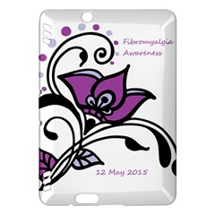 2015 Awareness Day Kindle Fire Hdx 7  Hardshell Case by FunWithFibro