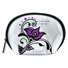 2015 Awareness Day Accessory Pouch (medium) by FunWithFibro