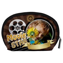 Movie Star By M Jan   Accessory Pouch (large)   Iiy6m3rx9roq   Www Artscow Com Back
