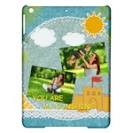 summer - Apple iPad Air Hardshell Case