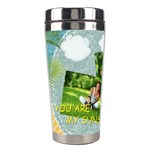 summer - Stainless Steel Travel Tumbler