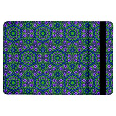 Retro Flower Pattern  Apple Ipad Air Flip Case by SaraThePixelPixie