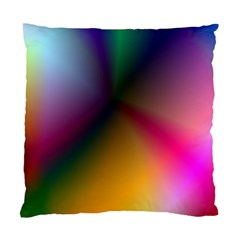 Prism Rainbow Cushion Case (two Sided)  by StuffOrSomething