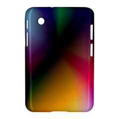 Prism Rainbow Samsung Galaxy Tab 2 (7 ) P3100 Hardshell Case  by StuffOrSomething