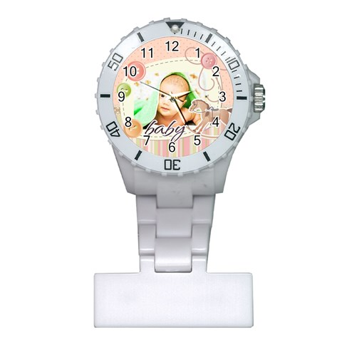 Baby By Baby   Plastic Nurses Watch   H22bwbhwabeu   Www Artscow Com Front