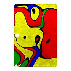 Abstract Samsung Galaxy Tab Pro 10 1 Hardshell Case by Siebenhuehner