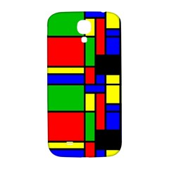 Mondrian Samsung Galaxy S4 I9500/i9505  Hardshell Back Case
