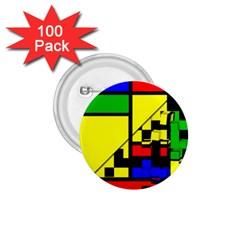Moderne 1 75  Button (100 Pack) by Siebenhuehner