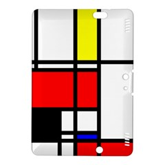 Mondrian Kindle Fire Hdx 8 9  Hardshell Case