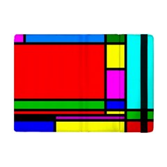Mondrian Apple Ipad Mini Flip Case by Siebenhuehner