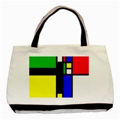 Abstrakt Classic Tote Bag by Siebenhuehner