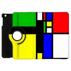 Abstrakt Apple Ipad Mini Flip 360 Case by Siebenhuehner