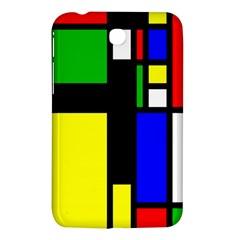 Abstrakt Samsung Galaxy Tab 3 (7 ) P3200 Hardshell Case  by Siebenhuehner