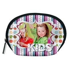Kids By Mac Book   Accessory Pouch (medium)   F937pkd6qmge   Www Artscow Com Front