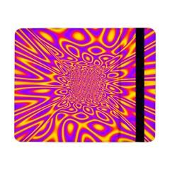 Psycedelic Warp Samsung Galaxy Tab Pro 8 4  Flip Case