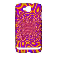 Psycedelic Warp Samsung Ativ S i8750 Hardshell Case by SaraThePixelPixie