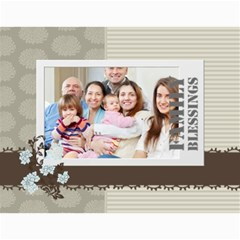 Family By Family   Wall Calendar 11  X 8 5  (12 Months)   Dvi5cn49y2zf   Www Artscow Com Month