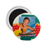 summer - 2.25  Magnet