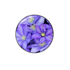 Purple Wildflowers For Fms Golf Ball Marker 10 Pack (for Hat Clip) by FunWithFibro