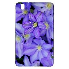 Purple Wildflowers For Fms Samsung Galaxy Tab Pro 8 4 Hardshell Case by FunWithFibro