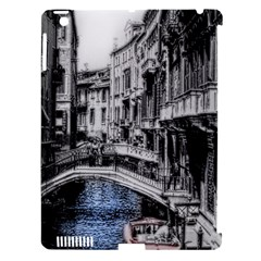Vintage Venice Canal Apple Ipad 3/4 Hardshell Case (compatible With Smart Cover) by bloomingvinedesign