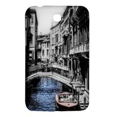 Vintage Venice Canal Samsung Galaxy Tab 3 (7 ) P3200 Hardshell Case