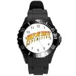 Round Plastic Sport Watch (L)