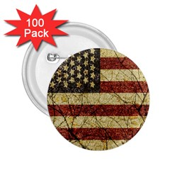 Vinatge American Roots 2 25  Button (100 Pack) by dflcprints