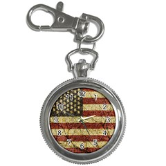 Vinatge American Roots Key Chain Watch by dflcprints