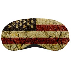 Vinatge American Roots Sleeping Mask by dflcprints