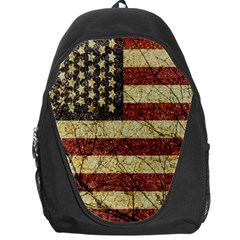 Vinatge American Roots Backpack Bag by dflcprints