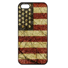 Vinatge American Roots Apple Iphone 5 Seamless Case (black) by dflcprints