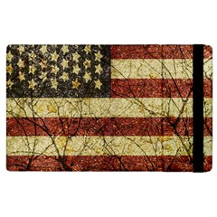 Vinatge American Roots Apple Ipad 3/4 Flip Case by dflcprints