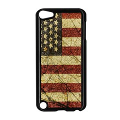 Vinatge American Roots Apple iPod Touch 5 Case (Black) by dflcprints
