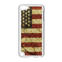Vinatge American Roots Apple Ipod Touch 5 Case (white) by dflcprints