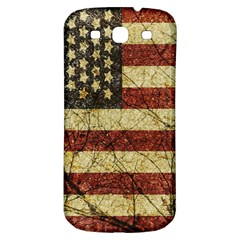 Vinatge American Roots Samsung Galaxy S3 S Iii Classic Hardshell Back Case by dflcprints