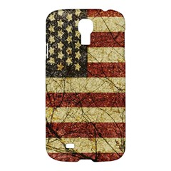 Vinatge American Roots Samsung Galaxy S4 I9500/i9505 Hardshell Case by dflcprints