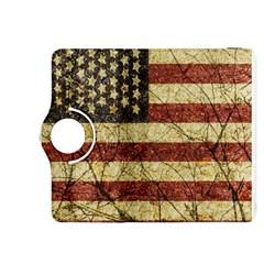 Vinatge American Roots Kindle Fire Hdx 8 9  Flip 360 Case by dflcprints