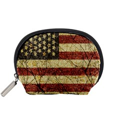 Vinatge American Roots Accessory Pouch (small) by dflcprints