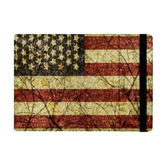 Vinatge American Roots Apple iPad Mini 2 Flip Case by dflcprints
