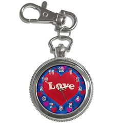 Love theme concept  illustration motif  Key Chain Watch by dflcprints