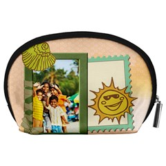 Summer By Summer Time    Accessory Pouch (large)   Cw97fz5fm1nc   Www Artscow Com Back